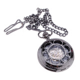 Harga Antique Steampunk Hollow Mechanical Pendant Pocket Watch Oem Baru
