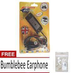 Spesifikasi Anzena Charger Di Motor Usb Free Bumblebee Earphone Lengkap