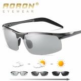 Beli Aoron Baru Fashion Mewah Kemasan Berubah Warna Kacamata Terpolarisasi Mengemudi Kacamata 8177 Intl Aoron Dengan Harga Terjangkau
