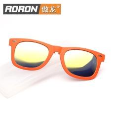 Aoron Polarisasi Baru Jenis Klip Kacamata Hitam Modis Warna Film 2140 Pria dan Wanita dengan Klip
