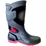 Toko Ap Boot Sepatu Biker Moto 3 Hitam Lengkap