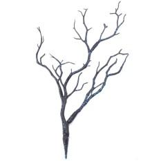 Akuarium Buatan Tanaman Pohon Ornamen Ikan Tangki Di Bawah Air Meja VASE Dekor # Biru-Internasional