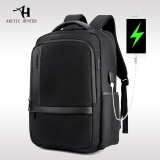 Promo Arctic Hunter Tahan Aus Tahan Air Nilon 15 6 Inch Laptop Backpack Dengan Usb Charging Port Besar Kapasitas Bisnis Backpack Multifuntion Travel Bag Casual Tas Sekolah Tiongkok