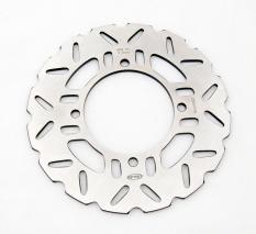 Areyourshop Rear Brake Disc Rotor untuk Kawasaki Z750 Z800 Z1000 VERSYS 1000 ZZR ABS 1400-Intl