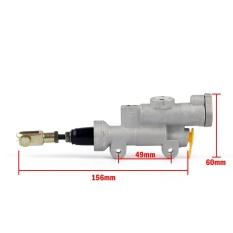 Areyourshop Rear Brake Master Cylinder Fluid Reservoir For Honda CR125 CR250 02-07 CRF150