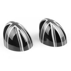 Areyourshop Union Mendongkrak Sisi Cermin Topi Set Meliputi MINI Cooper Hardtop 14 F55 & 15 F56-Internasional