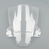 Diskon Areyourshop Windshield Windscreen Double Bubble Untuk Honda Cbr250R 2010 2013 Mc41 Putih Intl Areyourshop