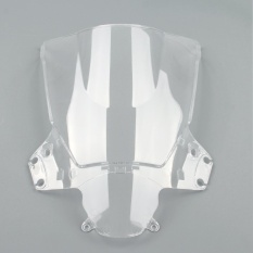 Harga Areyourshop Windshield Windscreen Double Bubble Untuk Honda Cbr250R 2010 2013 Mc41 Putih Intl New