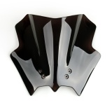 Jual Areyourshop Windshield Windscreen For Ktm 125 200 390 Duke Wind Screen Black Intl Satu Set