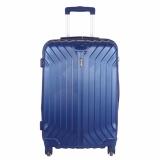 Diskon Arnold Palmer 08133 Tas Koper Hardcase Tas Travel Pria Tas Travel Wanita 24 Inch Blue Akhir Tahun