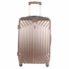 Harga Arnold Palmer 08133 Tas Koper Hardcase Tas Travel Pria Tas Travel Wanita 24 Inch Champagne Terbaik