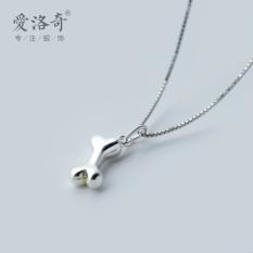 Review Aa€™Roch Lucu Wanita Kecil Halus Kalung Perak Kalung Di Tiongkok
