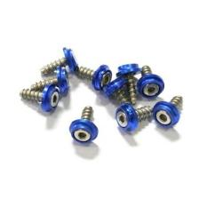 Spek Asian Baut Racing Yamaha Blue Isi 10Pcs Asian