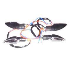 Beli Asian Lampu Sen Mini Vixion New Black Isi 4Pcs Cicil