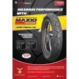 Toko Aspira Maxio Techno 80 90 17 Ban Tubeless Luar Sepeda Motor Mirip Fdr Facio Aspira