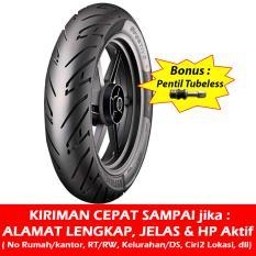 Review Aspira Premio Sportivo 90 90 14 Rear Ban Matic Tubeless Free Pentil Tubeless Indonesia