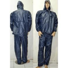 ASV Karet PVC- Jas Hujan / Rain Coat / Mantel