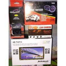 Audiobank AB-TV6912 (Berikut instalasi daerah Gowa dan Maros Sulawesi Selatan)