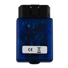 AUGOCOM A2 ELM327 Scan Advanced OBD2 Bluetooth Scan Alat (SupportAndroid dan Symbian) Perangkat Keras V2.1-Intl