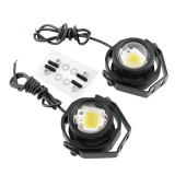 Aukey Hot Baru 2 Pcs 10 W Cree Led Off Road Spot Flash Fog Head Light Untuk Mobil Jeep Boat Murah