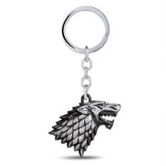Jual Aukey Baru 1 Pc Baru Game Of Thrones Gantungan Kunci Keyring Stark House Liontin Gantungan Kunci Intl Murah Di Tiongkok