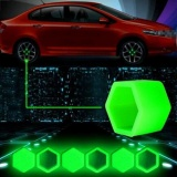 Toko Aukey New 20Pcs Car Wheel Lug Nut Bolt Cover Protective Tyre Cap Luminous Covers Intl Di Tiongkok