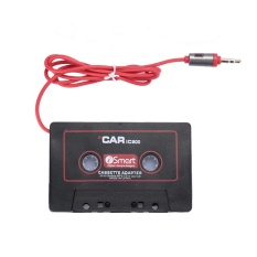 Harga Aukey Baru Mobil Kaset Tape Adaptor Mp3 Player Converter Connector Berubah Switch 3 5Mm Intl Yang Murah Dan Bagus