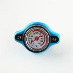 Promo Aukey Store Mobil Tangki Air Radiator Cap Cover Dengan Temperature Gauge 9 1 1 1 3 Bar Utility Intl