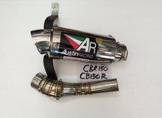 Spesifikasi Austin Racing Knalpot Gp2R Titanium Can Slip On Made In Thailand For Honda Cb150R Beserta Harganya