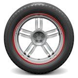 Spesifikasi Auto Roda Mobil Roda Rim Karet Strip Merah Intl