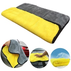 Harga Auto Care Super Tebal Plush Car Cleaning Mobil Microfibre Wax Polishing Towels Intl Yg Bagus