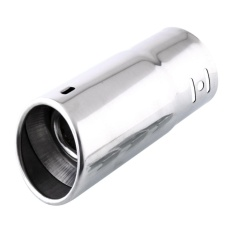 Promo Auto Fan Chrome Mobil Stainless Oval Cocok Exhaust Exhaustor Ujung Ekor Muffler Tip Pipe Intl Oem Terbaru