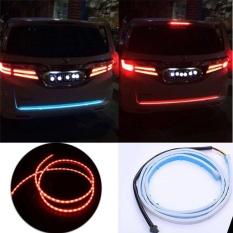AutoFAN LED Car Rear Bagasi Belakang Turn Signal Lamp Tail Brake Stop Menghentikan Cahaya-Intl