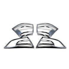 Autofriend Garnish Pelindung AI-3023 Nissan Livina 2013 2014 2015 ON Taillight Cover