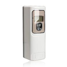 Dispenser Aerosol pengharum ruangan otomatis Digital LCD baru Untuk Kantor atau rumah (putih)