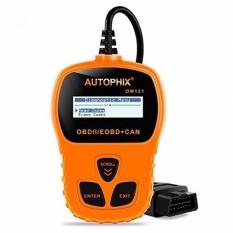 Autophix Om121 Universal OBD II OBD2 Scanner Car Code Reader Automotive OBDII CAN Diagnostic Scan Tool Pull Check Engine Light T - intl