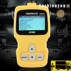Autophix Om500 Obdmate Obd2 Code Reader With Multilingual Full Function - Intl By Fashionyou.