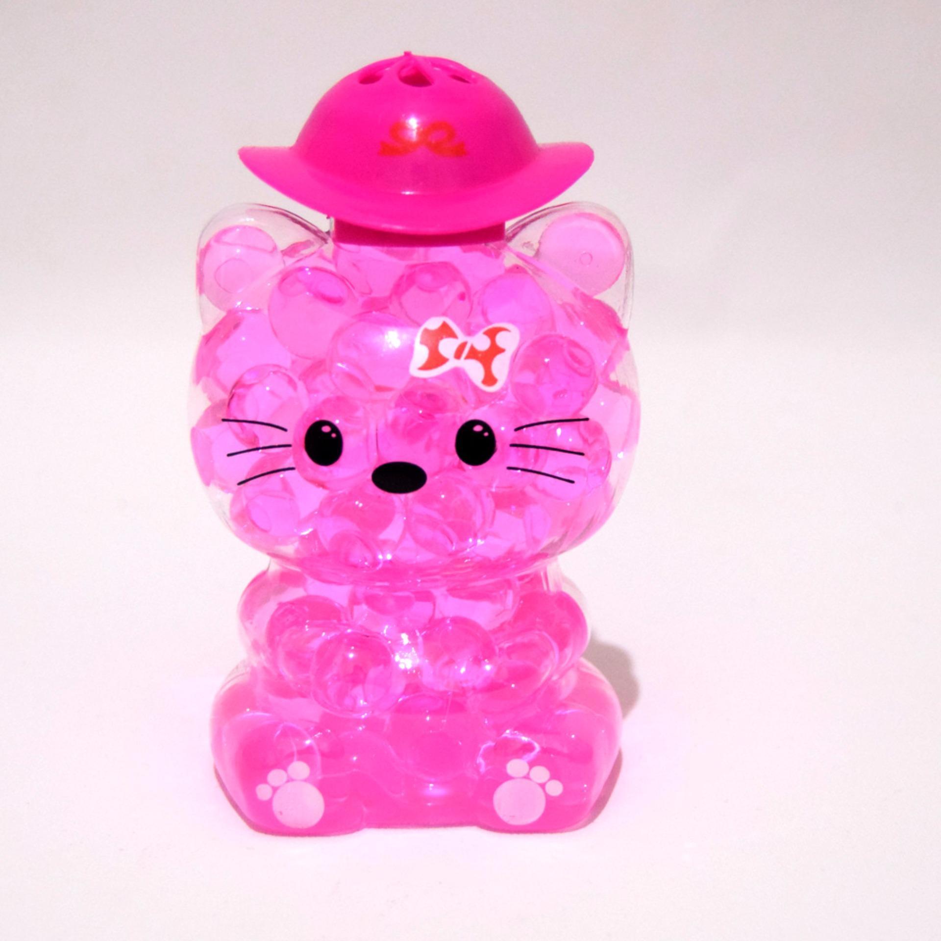 5 cm Autorace Air Freshener / Parfum / Pengharum Ruangan Mobil Hello Kitty PF-04