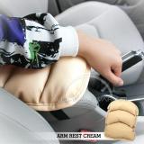 Review Autorace Bantal Mobil Arm Rest Console Box Universal Tt 01 Cream Autorace