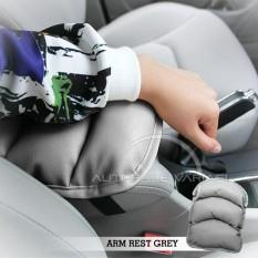 Autorace Bantal Mobil Arm rest Console Box Universal TT-01 - Gray