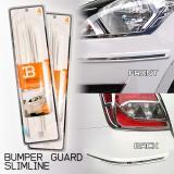 Autorace Body Bumper Guard 40Cm Pelindung Body Bemper Anti Lecet Mobil Bg 01 White Di Indonesia