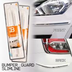 Spesifikasi Autorace Body Bumper Guard 40Cm Pelindung Body Bemper Anti Lecet Mobil Bg 01 White Beserta Harganya