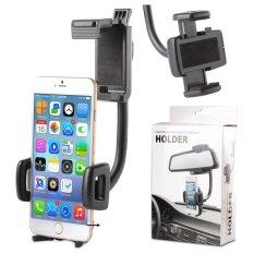 Harga Autorace Car Rearview Mirror Mount Holder Phone Holder Gantung Spion Dalam Hp05 Paling Murah