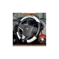 Ulasan Lengkap Tentang Padie Autorace Cover Stir Sarung Stir Mobil Ar 104 Transformers White