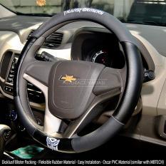 Harga Autorace Cover Stir Sarung Setir Mobil Universal Bordir Keren Awet 104 Tranformrs Gray Paling Murah