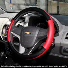 Harga Autorace Cover Stir Sarung Aksesoris Pelindung Setir Mobil Universal Awet Kuat 202 Merah Baru