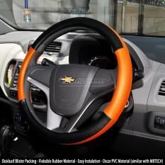 Diskon Autorace Cover Stir Sarung Stir Mobil Autorace 202 Oranye Akhir Tahun