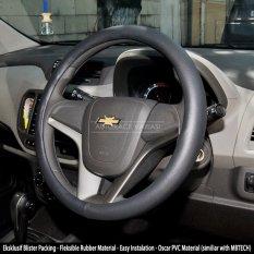 Review Pada Autorace Cover Stir Sarung Stir Mobil Autorace 701 Dark Gray