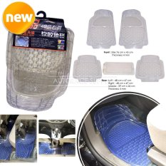 Autorace Karpet Mobil Universal Tranparans 5 In 1 High Quality Anti Slip Tebal Indonesia Diskon 50
