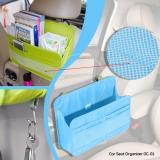 Harga Autorace Rak Gantung Kursi Mobil Buku Hp Aneka Barang Car Seat Organizer Oc 01 Blue Ultimate Baru